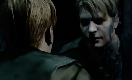 Silent Hill 2 James Sunderland Mirror