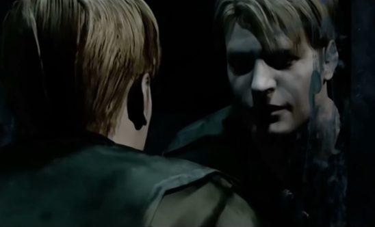 Silent Hill 2 James Sunderland Mirror